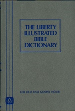 Nelson's Bible Dictionary, Liberty Edition USED