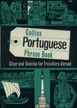 Collins Portuguese Phrase Book    USED