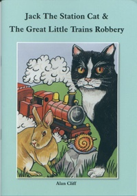 The Great Little Train Robbery - Jack the Station Cat
