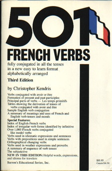 501 French Verbs   USED