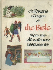 Children's Storeies of the Bible   USED
