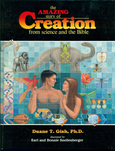 USED - Amazing Story of Creation from science and the Bible