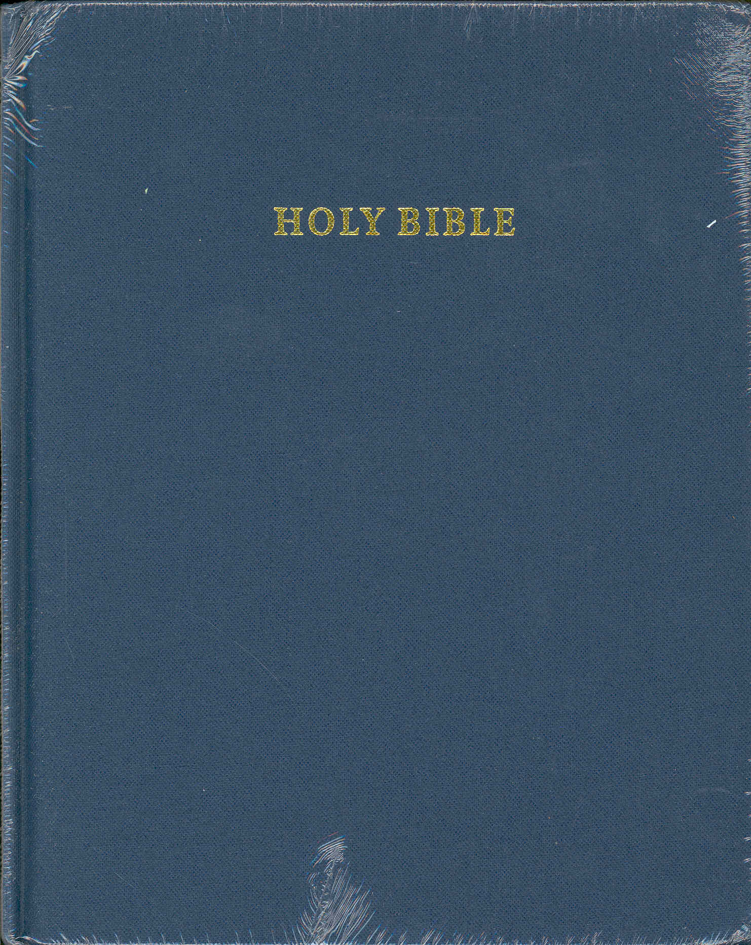 Cambridge Wide Margin KJV Bible