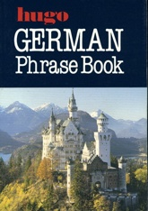 Hugo German Phrase Book    USED