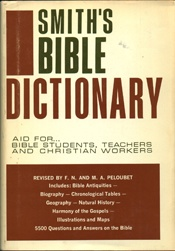Smith's Bible Dictionary   USED