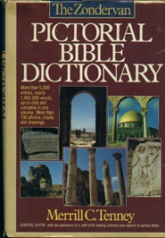 Zondervan Pictorial Bible Dictionary   USED