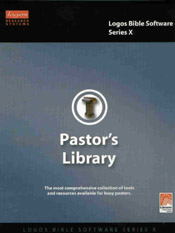 Pastor's Library Logos Series X Bible Software