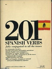 201 Spanish Verbs    USED