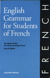 English Grammer for Students of French    USED
