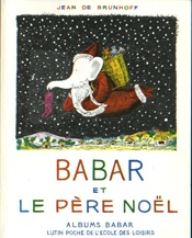 Babar et Le Pere Noel       USED
