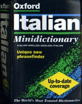 Oxford Italian Minidictionary    USED