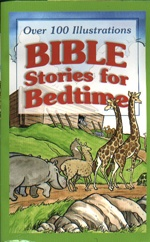 Bible Stories for Bedtime   USED