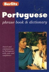 Berlitz Portuguese Phrase Book and Dictionary    USED