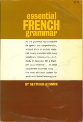 Essential French Grammer    USED