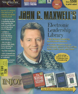 John C Maxwell's Electronic Leadership Library