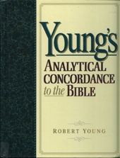 Young's Analytical Concordance to the Bible USED