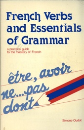 French Verbs and Essentials of Grammer     USED