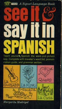 See it & Say it Spanish    USED