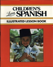 Children's Living Spanish  USED