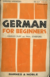 German for Beginners    USED