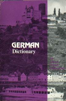 German Dictionary       USED
