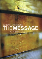Message, The  - The Bible In Contempory English    USED