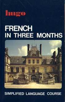 French in Three Months    USED