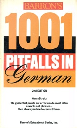 1001 Pitfalls in German   USED