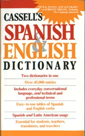 Cassell's Spanish English Dictionary      USED