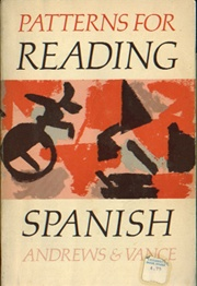 Patterns for Reading Spanish    USED