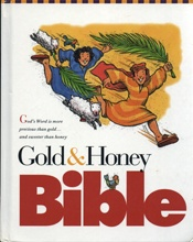 God and Honey Bible     USED