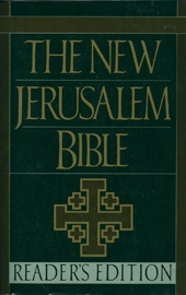 New Jerusalem Bible  - Reader's Edition    USED