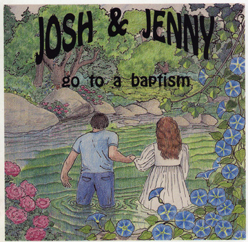 Josh and Jenny go to a Baptism