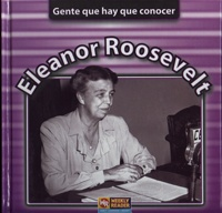 Eleanor Roosevelt  (in spanish)     USED