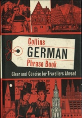 Collins German Phrase Book     USED