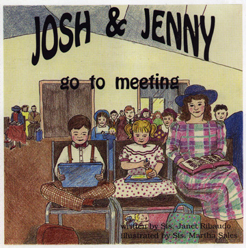 Josh and Jenny go to Meeting